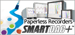 SMARTDAC+ Paperless Recorders