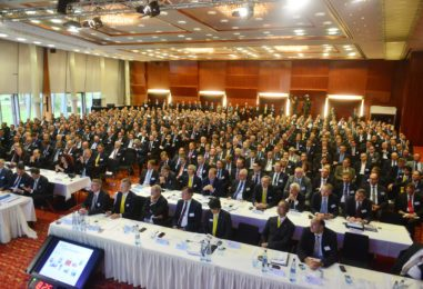 The NAMUR AGM 2016 in 4 min: 650 participants and much, much know-how