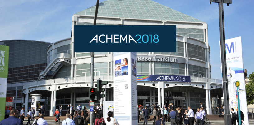 Achema 2018 – all information about the world's leading trade fair