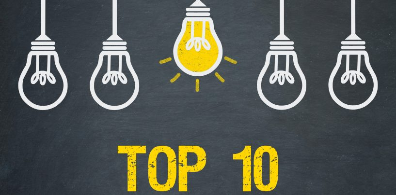 The top ten articles of the first half of 2020