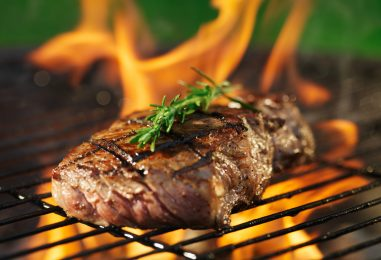 Let's have an eco-friendly Barbecue!