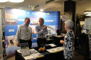 Process Safety Congress booth