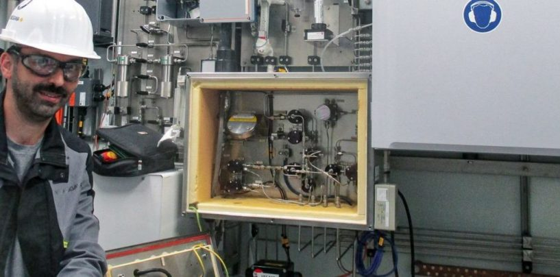 My Experiences as a Maintenance Engineer on the Mittelplate