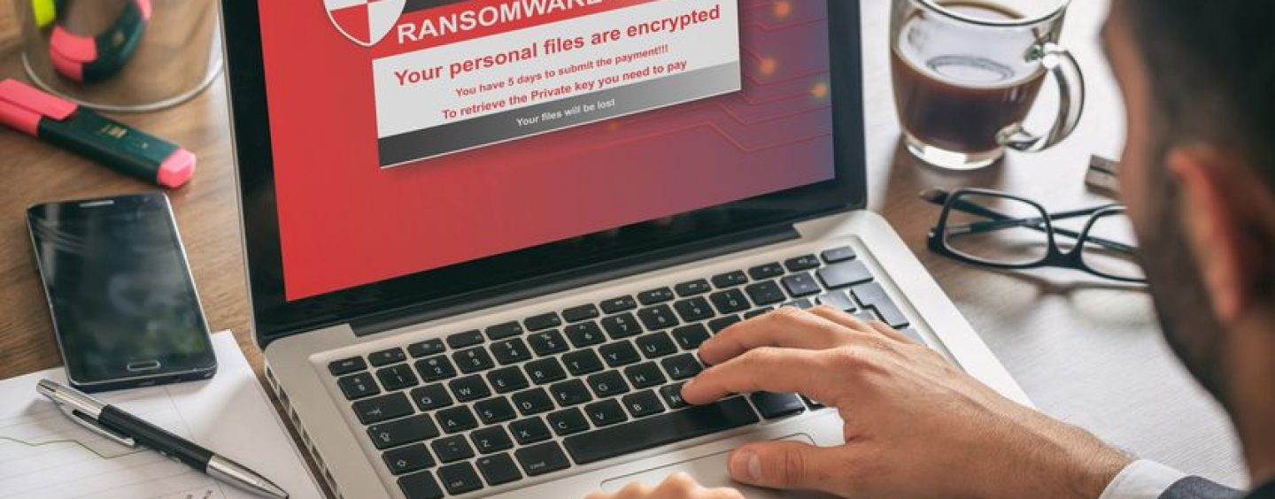 How do you prevent a ransomware incident?