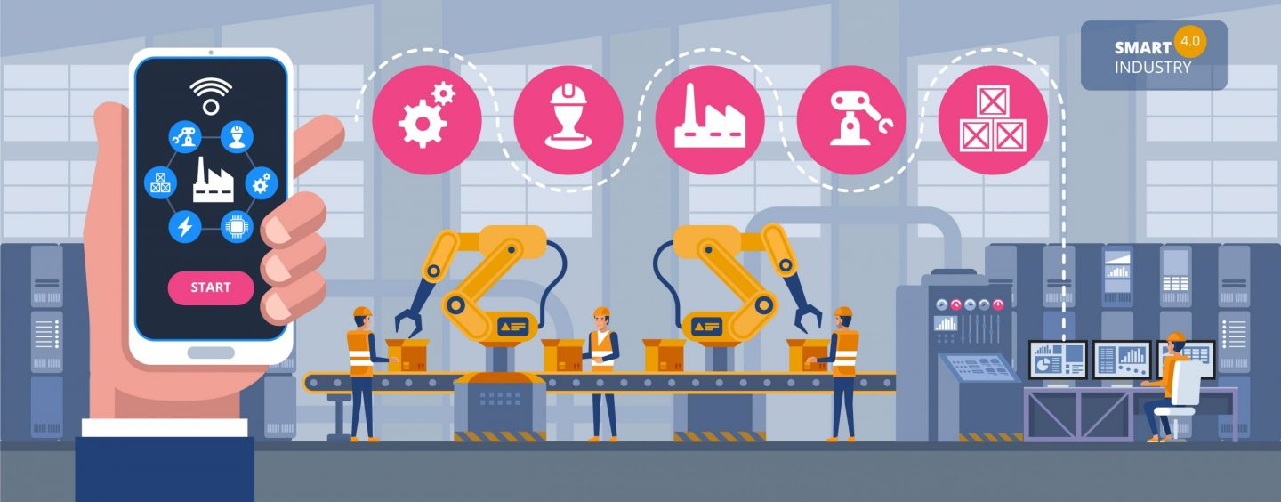How to speed up Industry 4.0