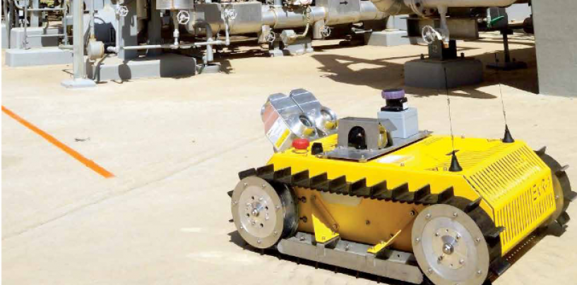 How Robots can save Lives in Oil & Gas facilities