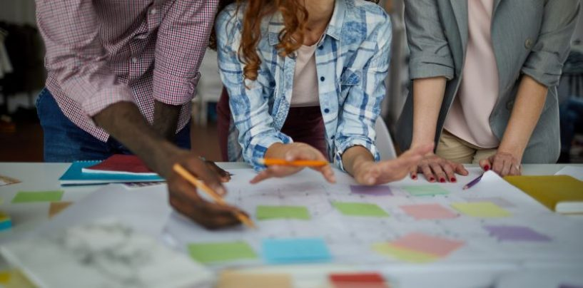 How do you use Design Thinking for Digitization Processes?