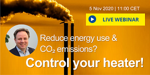 Webinar: Control your heater