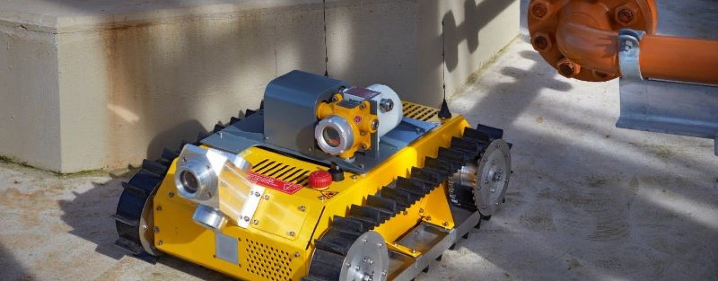 ATEX/IECEx Zone 1 certified robots: Why?